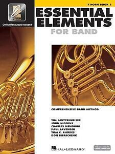 ESSENTIAL-ELEMENTS-FOR-BAND-French-Horn-Book-1