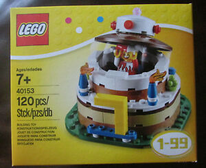 Image Is Loading LEGO New In Box 40153 Seasonal Set Birthday