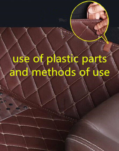Car Floor Mats Anti-Slip Clip Auto Carpet Fixing Grips 8 Pieces Clamps Holders