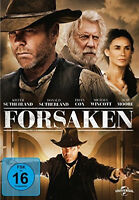DVD * FORSAKEN | KIEFER SUTHERLAND , DONALD SUTHERLAND # NEU OVP +