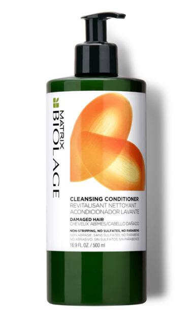 Matrix Biolage Cleansing Conditioner Damaged Hair  16.9 oz