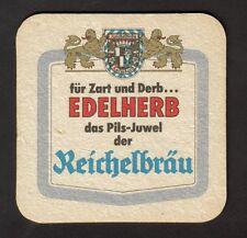 Alter BD - Bierdeckel -Beermat , Kulmbacher Reichelbräu  / Oberfranken / Bayern