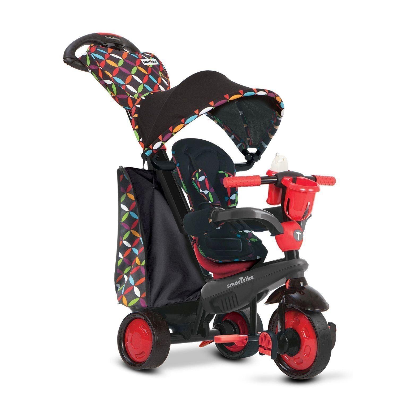 Smart Trike Boutique Kinder Lenkstange Dreirad Kinderdreirad Fahrrad mit Dach Lenkstange Kinder fe9af8