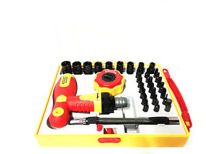 34-Piece-1-4in-Drive-Socket-and-Dual-Drive-Screwdriver-Bit-Set-Brand-New