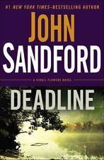 DEADLINE  BY JOHN SANFORD (HB/DJ)