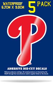 MLB-Philadelphia-Phillies-Vinyl-Decal-Sticker-Phone-Window-Car-Truck-Bumper-Wall