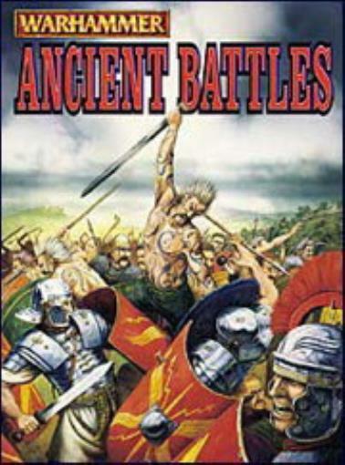 GW WH Historical Warhammer Ancient Battles (1st Edition) SC EX