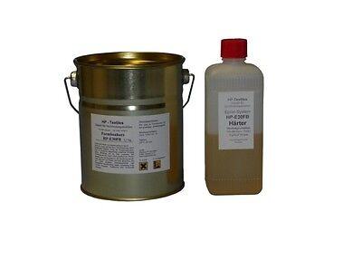 2,75kg Epoxi- Formbauharzsystem metallisch gefülltes EP-Harz HP-E30FB Epoxyd GfK