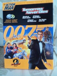 Hasbro Action Man Ltd édition James Bond 007 De Hasbro Action Man Ltd Edition James Bond 007 From