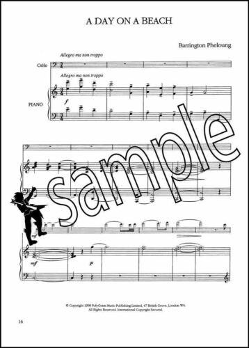 Hilary and Jackie du Pré Cello Album Sheet Music Book Motion Picture Soundtrack