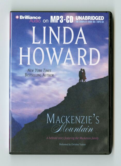 MacKenzie's Mountain : by Linda Howard:  MP3CD Audiobook