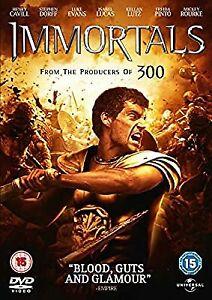Immortals [DVD] [2011], , Used; Good DVD