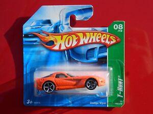 Image Is Loading Hot Wheels Dodge Viper Treasure Hunts 039 08