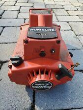 Homelite P100 1 Waterbug Gas Powered 2 Cycle 2 Stroke Water Pump