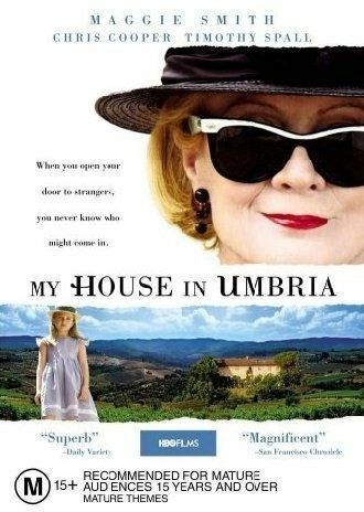 My House In Umbria (DVD, 2005)