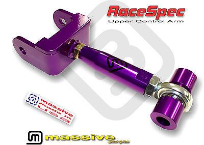 MSS Control Arm Upper UCA 11-14 Mustang GT 500 5.0 5.4 5.8 V6 V8 Adjustable Rear