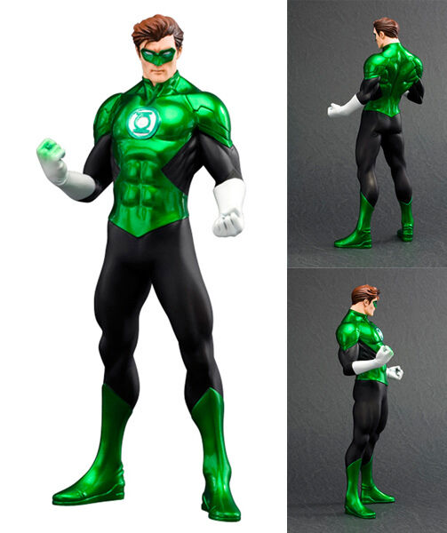 DC Comics-Linterna verde-Nuevo 52 Artfx + statue