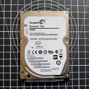 Seagate Momentus Thin 500GB Internal Hard Drive HDD 5400RPM 2.5 in ST500LT012