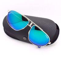Carrera Carrerino 21 3ygpl Light Gold Green Mult Mirror Sunglasses Authentic