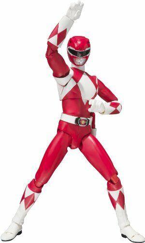 S.H.Figuarts Kyoryu Sentai Zyuranger Tyranno Ranger Figure Bandai Japan