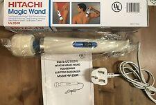 Hitachi  Original HV-250R  AV  Magic Wand Massager
