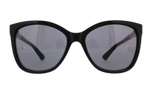 7f30d4f5adc NWT Guess Sunglasses GU 7456 01B Shiny Black   Smoke 58 mm GU7456 ...