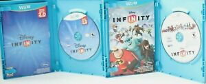 Nintendo Wii U --Disney Infinity & Disney Infinity 2.0 Games