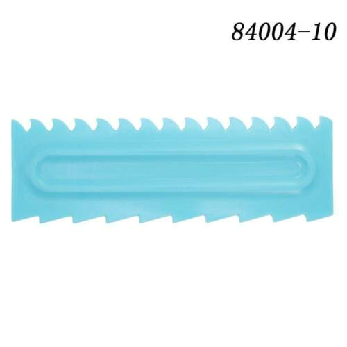 Cake Scraper Pastry Cake Decorating Comb Icing Smoother Baking Kitchen Tool .h