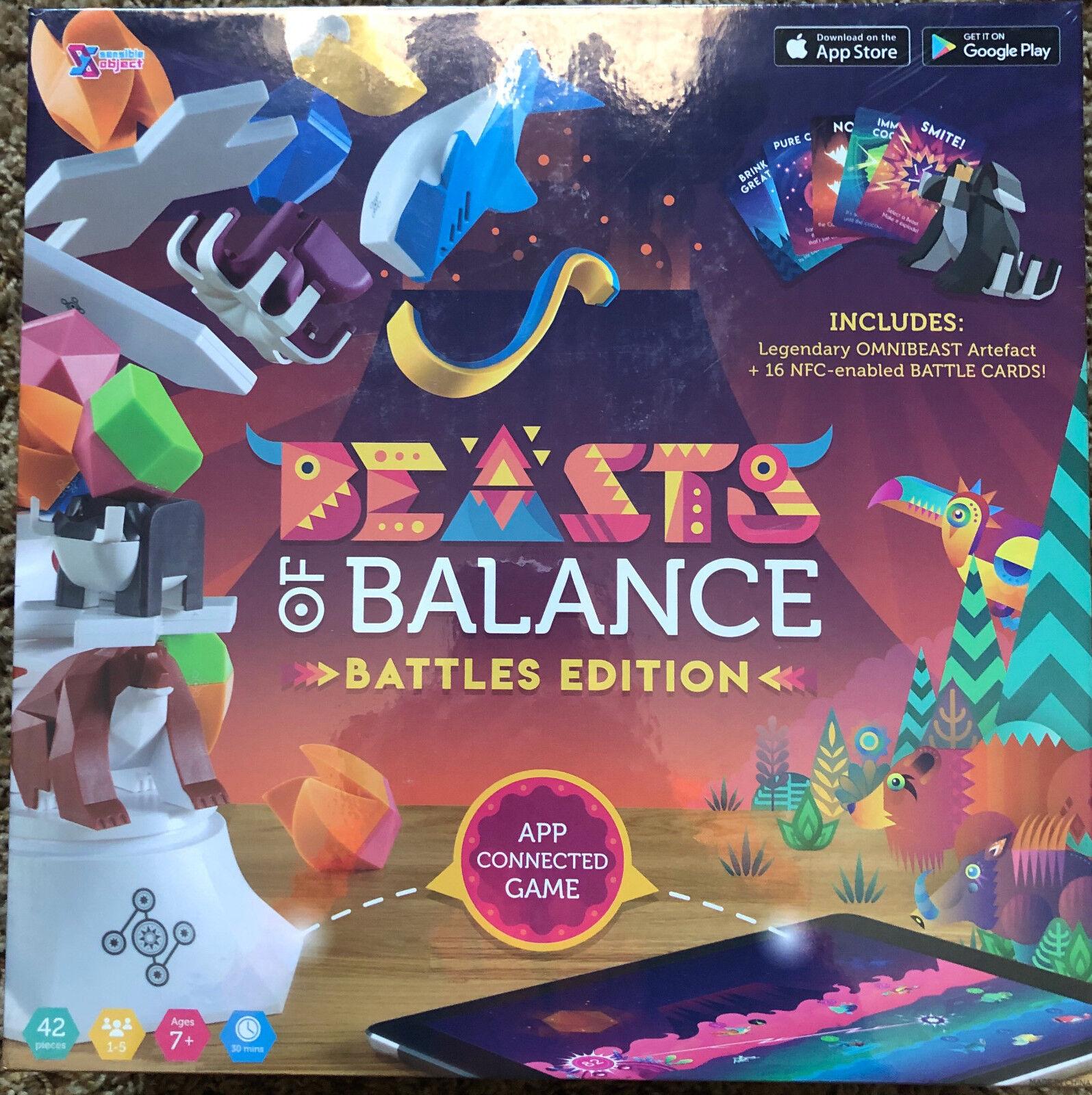 Beasts of Balance Battles Edition