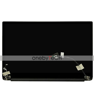 13-3-034-Dell-XPS-13-9343-QHD-3200-x-1800-Full-LCD-Display-Touch-Assembly-W-Frame