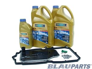 Details About Atf Filter Change Kit Compatible With 2007 10 Mercedes Gl Class 7 Speed