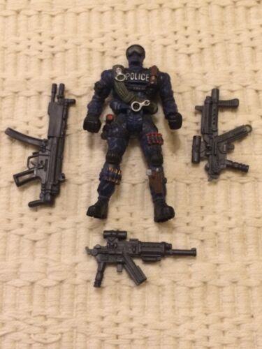 CHAP MEI /_ force de police équipe /_ repoussant spécialiste Série III /_ S.W.A.T