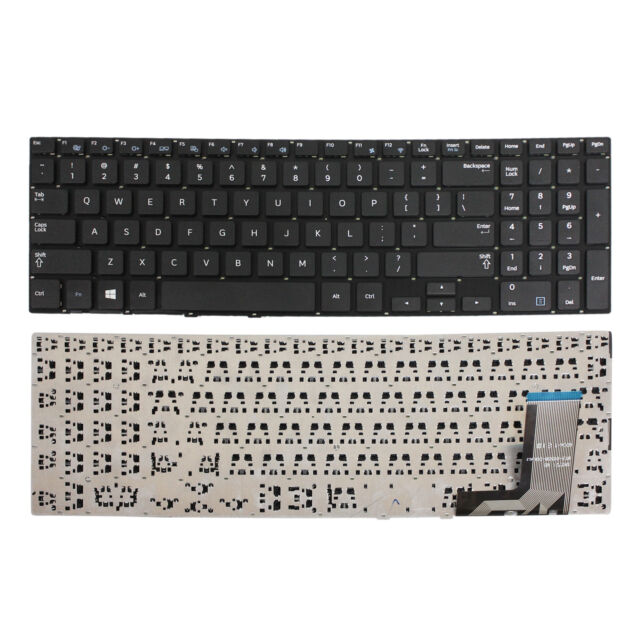 0ce3d074848 Laptop Keyboard for Samsung Notebook Series 5 Np510r5e US Stock for sale  online | eBay
