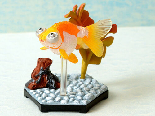 Beam Full Color Goldfish figure collection Celestial Eye Choutengan US seller