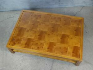 Image Is Loading Rare Myrtle Wood Parquet HARRY SEE SeeMar Mid