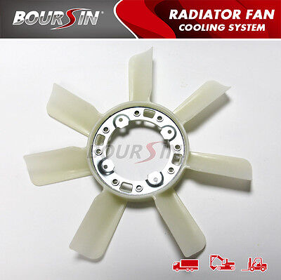 Engine Cooling Radiator Fan Blade For Toyota Hilux 4Runner Crown Dyna100 Hiace