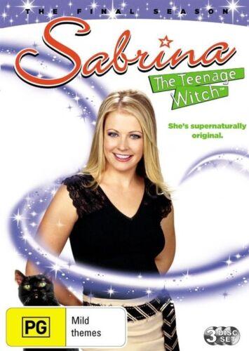 1 of 1 - Sabrina The Teenage Witch : Season 7 (DVD, 2010, 3-Disc Set)