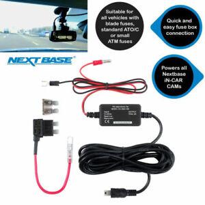 Nextbase-Hard-Wire-Kit-Car-Dash-Cam-Camera-112-212-312-402G-412-512-512GW-DUO-UK