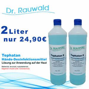 2000ml-2Liter-Desinfektionsmittel-Schnelldesinfektion-Haut-Haendedesinfektion