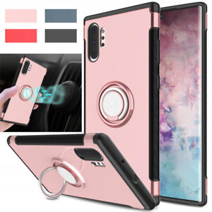 For-Samsung-Galaxy-Note-10-Note10-Plus-5G-Caseswill-Shockproof-Ring-Cover-Case