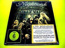 NIGHTWISH - IMAGINAERUM LTD 2CD + DVD DIGIBOOK WORLD TOUR 2012 | Shop 111austria