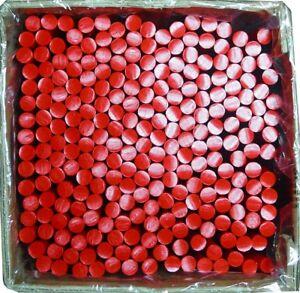 Ausbeul Heißkleber ROT 5 kg 250 Klebesticks 200x11,3mm  weich & zäh  All weather