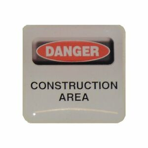 Case-Sticker-Danger-Construction-Area