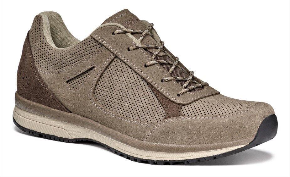 Schuhe scarponcini Lifestyle Hiking Trekking Damenschuhe Damenschuhe Trekking ASOLO ASAMA ML Dark Braun 812cfb