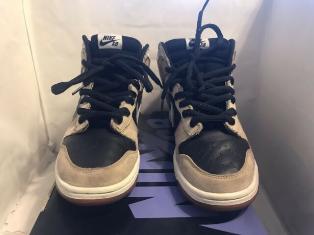 premium selection dd23a 2d489 Nike Dunk Hight Premium SB Paul Urich Size 9.5 Used Supreme