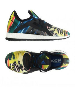 Details about Adidas Women's Pure Boost X Running Shoes (BB4018) Sneakers Training Trainers