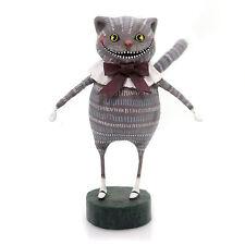 LORI MITCHELL ~ Cheshire Cat ~ Alice In Wonderland Figurine ~ Free Shipping