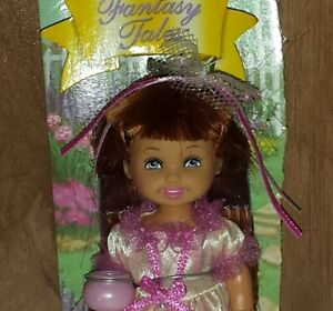 Barbie-Kelly-Fantasy-Tales-Tea-Party-2004-New-out-of-box