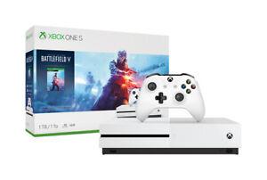 Microsoft-Xbox-One-S-1TB-Battlefield-V-Console-Bundle-White