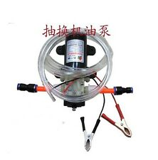 USA-Professional Electric 12V oil Pump Diesel Fuel Oil Engine Oil Extractor